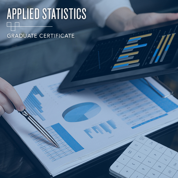 Applied Statistics - Graduate Certificate