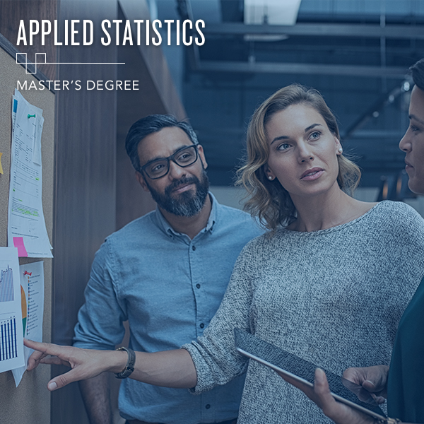 Applied Statistics - Master's Degree