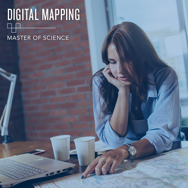 Digital Mapping - Master of Science
